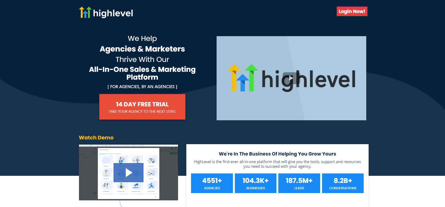 Best Sales Funnel - GoHighlevel