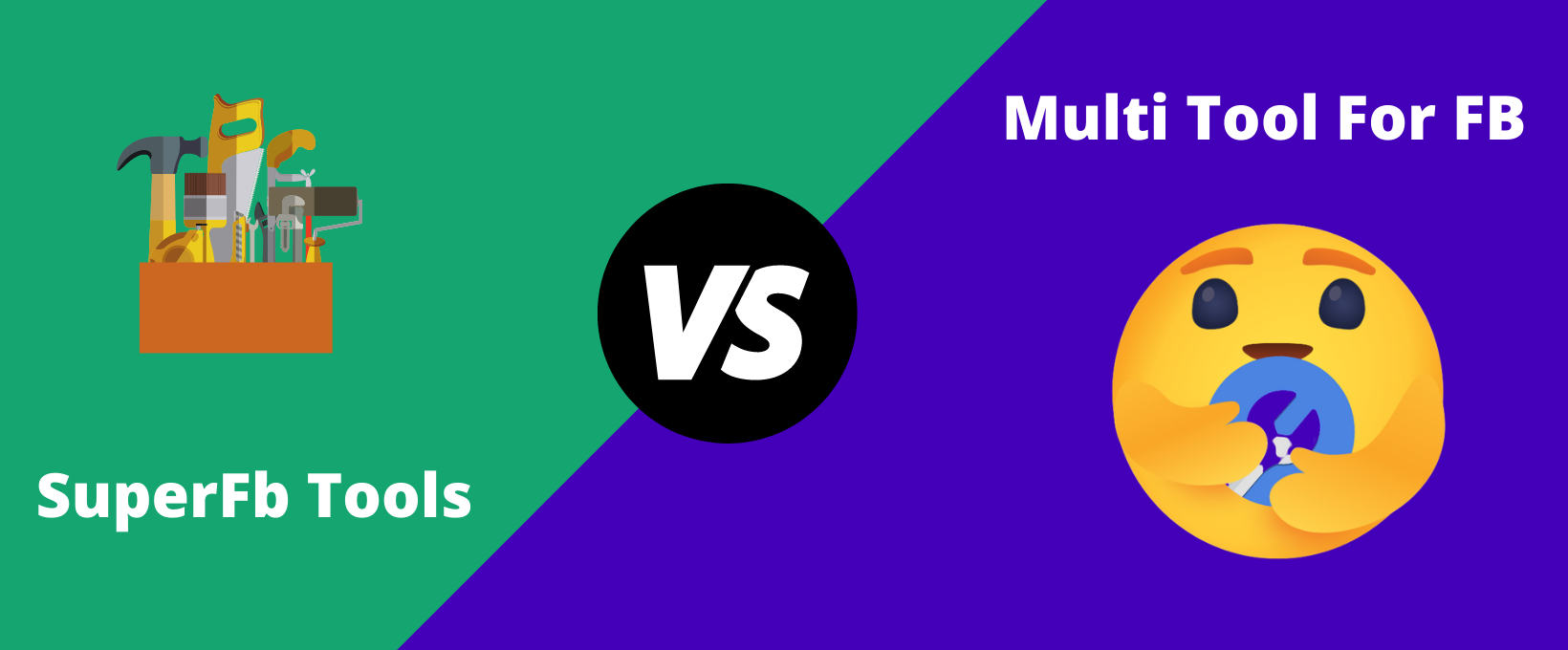 MultiTool For Facebook Vs SuperFb Tools