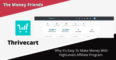 Thrivecart Affiliate Program